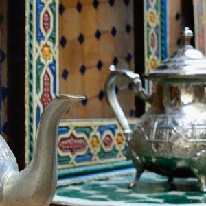 Orientalische Gewürze
