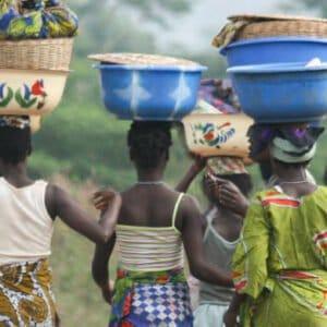 Afrikanische Gewürze